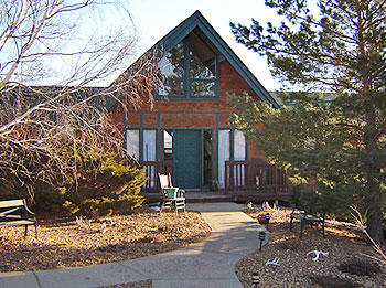 The Lodge in North Dakota